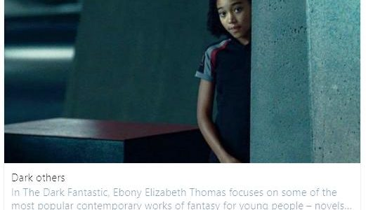 TLS review of Ebony Elizabeth Thomas's book The Dark Fantastic