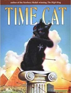 A time-traveling cat fantasy: Lloyd Alexander's Time Cat